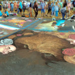 Intenational Chalk Festival day 3